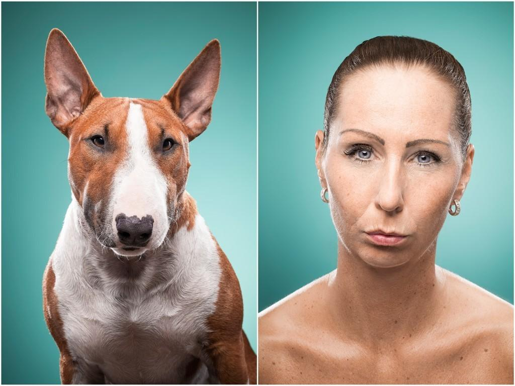 """<p>People looking like their pets and pets looking like their people is 100% real — <a href=""""http://www.fastcodesign.com/3037279/pet-week/why-dogs-look-like-their-owners"""" rel=""""nofollow noopener"""" target=""""_blank"""" data-ylk=""""slk:there's several studies done by behavioral scientists over the last decade backing this up"""" class=""""link rapid-noclick-resp"""">there's several studies done by behavioral scientists over the last decade backing this up</a> — and German photographer <a href=""""http://ines-opifanti.com/"""" rel=""""nofollow noopener"""" target=""""_blank"""" data-ylk=""""slk:Ines Opifanti"""" class=""""link rapid-noclick-resp"""">Ines Opifanti</a> makes that even more clear with her ongoing photo series, <a href=""""http://ines-opifanti.com/work/dog-people/"""" rel=""""nofollow noopener"""" target=""""_blank"""" data-ylk=""""slk:""""Dog People."""""""" class=""""link rapid-noclick-resp"""">""""Dog People.""""</a> (Credit: <a href=""""http://ines-opifanti.com/"""" rel=""""nofollow noopener"""" target=""""_blank"""" data-ylk=""""slk:Ines Opifanti"""" class=""""link rapid-noclick-resp"""">Ines Opifanti</a>)<br></p>"""