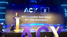 Australian Minister and Senator Comment on ACY Securities.