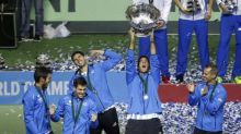 ITF gambles with World Cup of Tennis rebrand of Davis Cup and Fed Cup