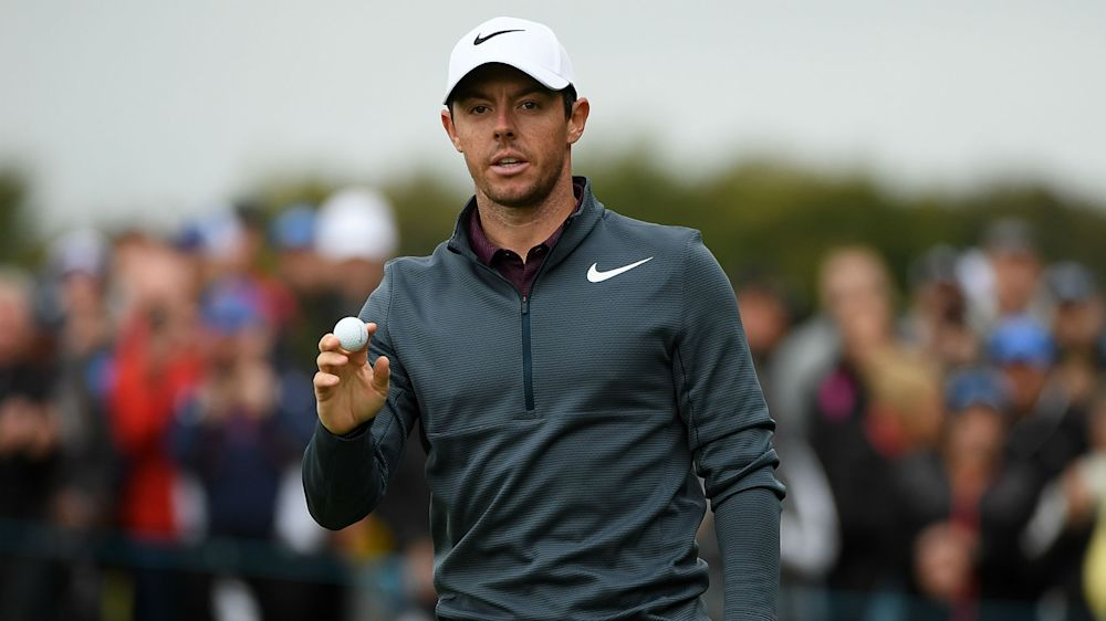 Rory McIlroy reveals heart 'irregularity'