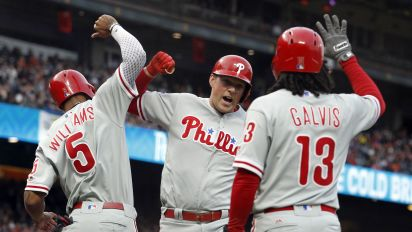 MLB's Free Game of the Day: Marlins at Phillies