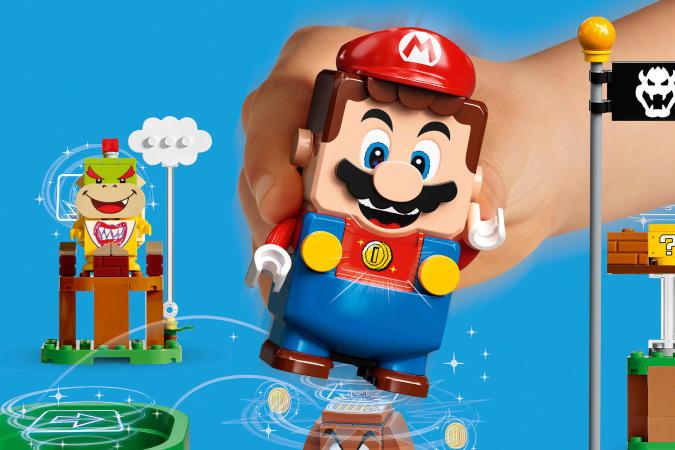 LEGO/Nintendo