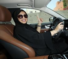 We Took a Ride With Saudi Arabia's First Women Taxi Drivers