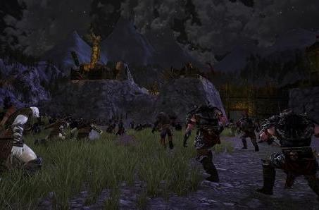 Lord of the Rings Online offers up the Helm's Deep soundtrack