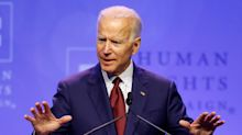 Joe Biden's Absence Looms Over California Campaign Events