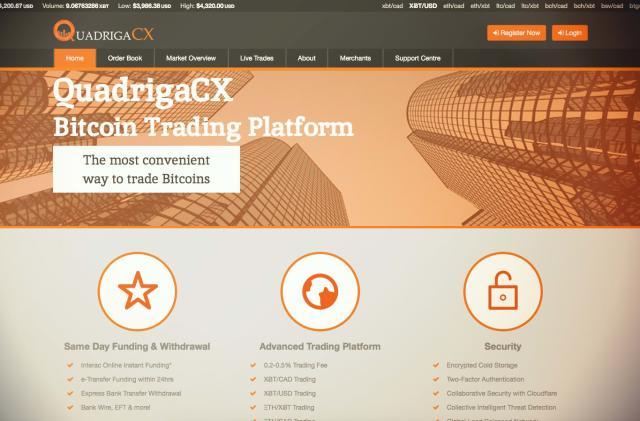 QuadrigaCX's missing millions is the messiest Bitcoin saga yet