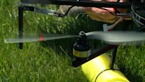 Drone Used To Study Wildlife In Remote Places