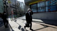 Stocks fall after Apple warns on coronavirus impact
