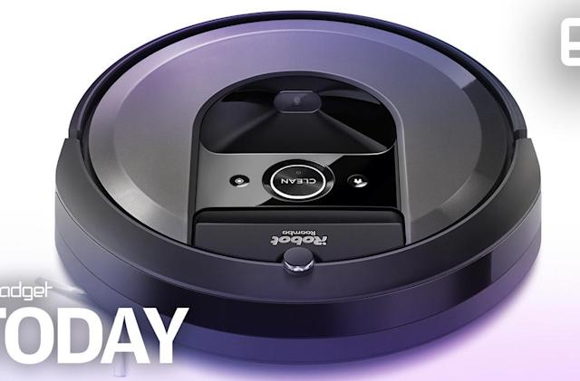 There's finally a Roombathat canempty itself