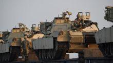 """Syrie : l'armée américaine renvoie des blindés dans le nord-est du pays pour """"défendre les forces de la coalition"""""""