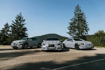 Mercedes-Benz宣告從2021年開始 陸續將會有六款全新純電動力車款推出