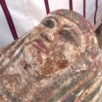 Egypt unveils 3000-year old coffins