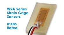 Micro-Measurements Introduces W2A Series Supporting Water-Exposure Applications