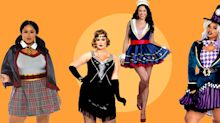 40 Cute Plus-Size Halloween Costumes to Wear This Year