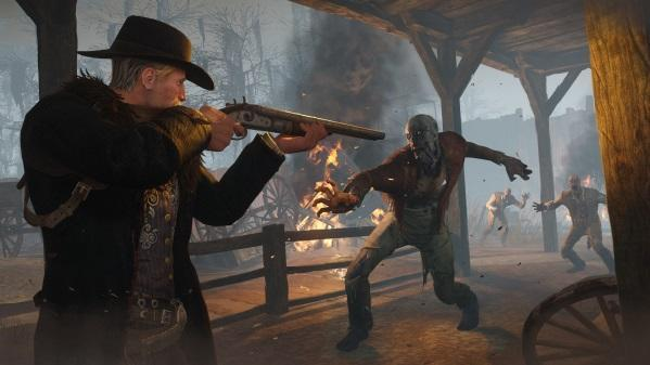 Crytek's Hunt is a monster-hunting order from another mother