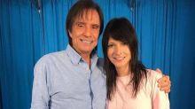 Ex-The Voice, Tamara Angel nega namoro com Roberto Carlos