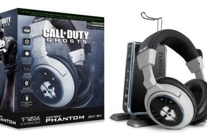 Call of Duty Ghosts limited edition headset design and price revealed