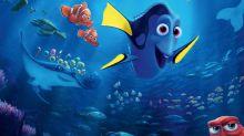 Qual animação fez a maior bilheteria no fim de semana de estreia?