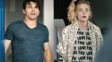 Jason Ritter watches Marianna Palka turn full dog in trailer for dark comedy 'Bitch' (exclusive)