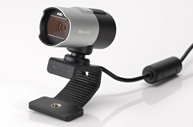 Microsoft's first webcams in years might include Xbox One support