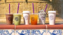 The Coffee Bean & Tea Leaf is launching 'Friends'-inspired coffee and tea drinks
