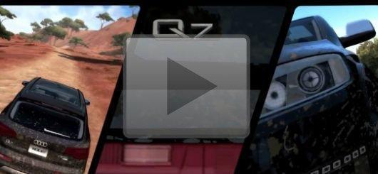 Test Drive Unlimited 2 trailer shows off Audi models, including the Q7