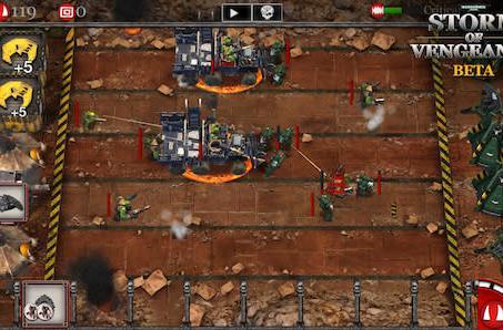 Warhammer 40K: Storm of Vengeance beta rages on Steam