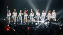 TWICE mostly sugar with a dash of spice at first concert in Singapore