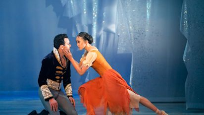 Cinderella review, Theatre Royal, Newcastle: overlook the tacky sets and you may well have a ball