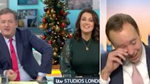 Matt Hancock appears visibly emotional in GMB interview as UK gets first COVID vaccine