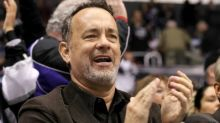 Tom Hanks Hawks Hot Dogs in Virtual Major League Baseball Games