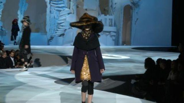 Style.com Fashion Shows - Marc Jacobs: Fall 2012 Ready-to-Wear