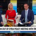 Democrats storm out of Syria policy meeting with President Trump
