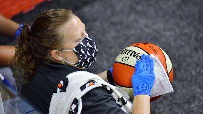 WNBA: Zero positive COVID-19 tests in bubble