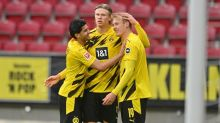 Dortmund and Wolfsburg secure CL spots