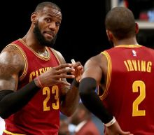 Report: Kyrie Irving believes LeBron James leaked trade request