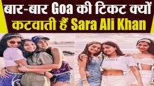 Sara Ali Khan's Goa connection will reveals big things in Sushant case
