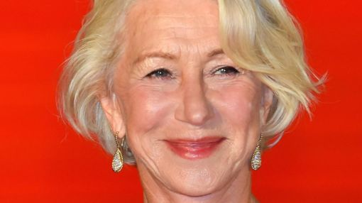 Helen Mirren Asked Not to Join Red Carpet