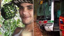 Tragic twist after Qld man killed in crash with school bus