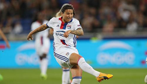 Frauen-Fußball: Marozsan und Co. feiern Double mit Lyon