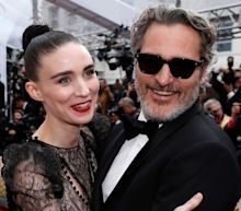 Joaquin Phoenix and Rooney Mara 'welcome baby boy named River' in tribute to actor's late brother