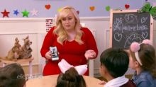 Rebel Wilson's unlikely counsellors