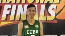Argao-native Leandro Manloloyo honored to be recruited by San Beda