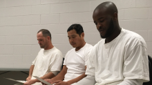 Inmates hailed as heroes for helping supervisor who fell ill, collapsed on roadside