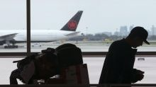 Air Canada suspends all direct flights to China as coronavirus spreads