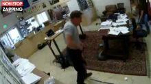 Un homme se tire dessus accidentellement (vidéo)