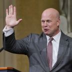 The Latest: Anti-Democrat group paid Whitaker nearly $1M