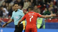 The first referee to send a player off for swearing could change the face of English football