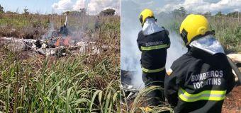 'Very sad day': Stars killed in plane crash tragedy