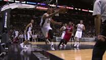 Spurs' Great Hustle